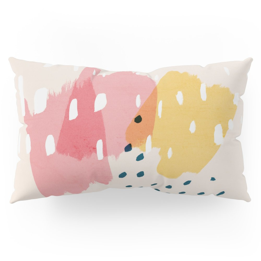 Society6 Watermelon Pillow Sham King (20'' x 36'') Set of 2