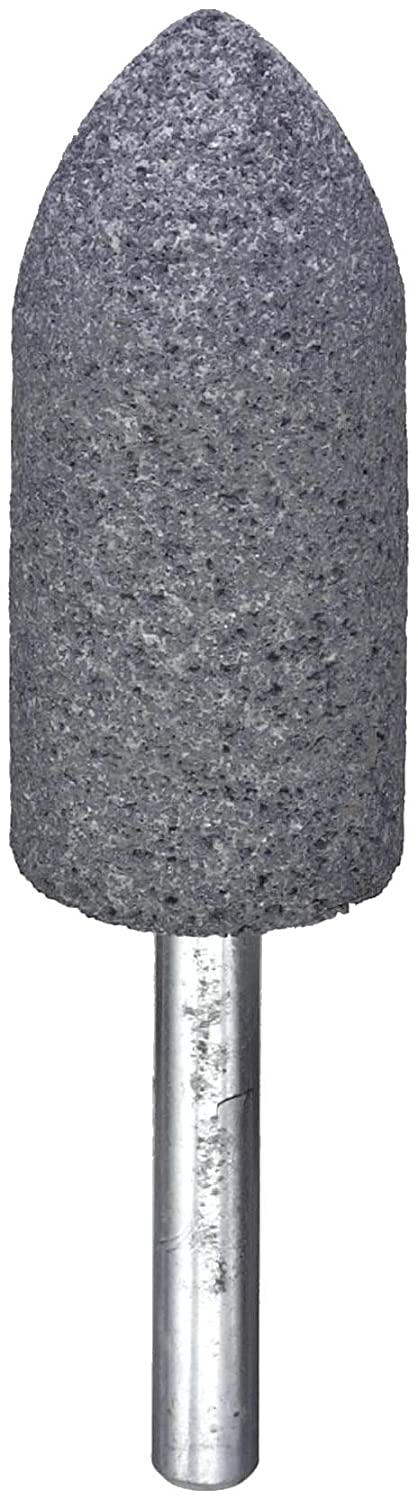 Silicon CarbideVitrified Mounted Point With 1//4 Shank PFERD 31062 A11 Grit 30 Medium