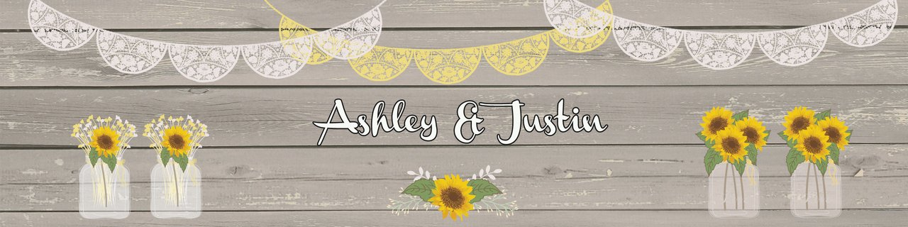 100 Sunflower Vases on Rustic Wood Wedding Anniversary Engagement Party Water Bottle labels Bridal Shower Birthday by DesignThatSign (Image #2)