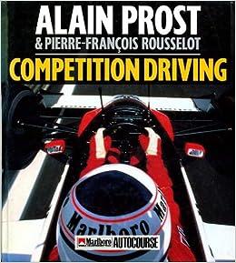 Alain driving