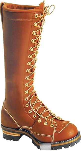 Red Dawg Boots - Climber (Full Vibram)