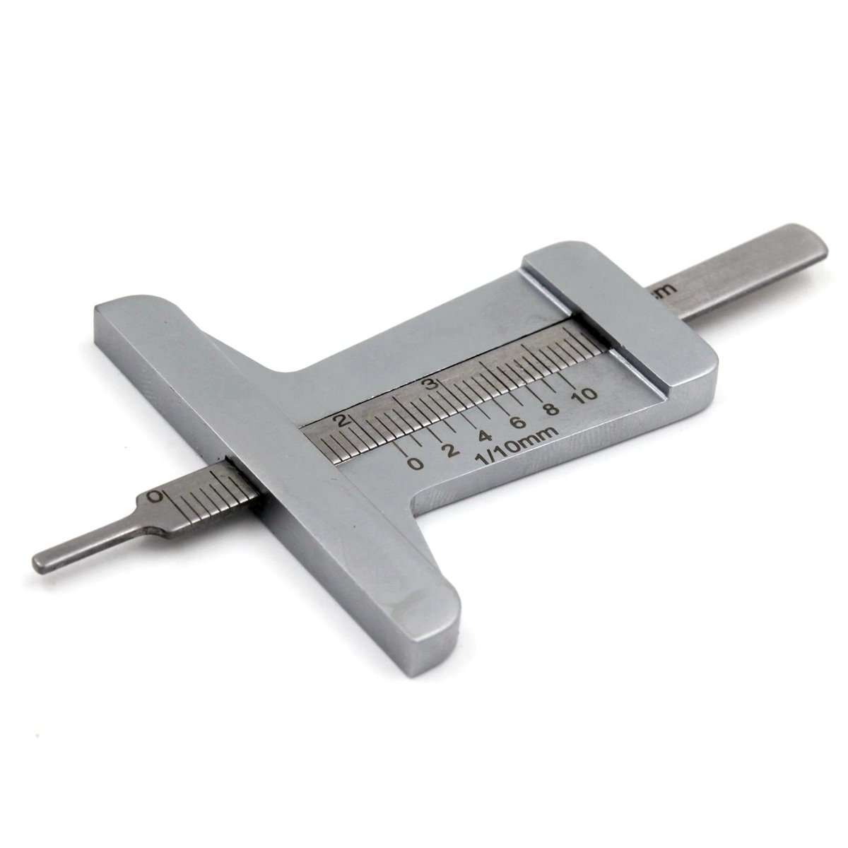 Tyre Tread Depth Gauge Stainless Tester Measuring Tool SY.WS