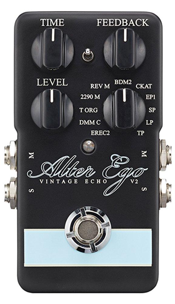 TC Electronics Alter Ego V2 Vintage Delay and Looper Pedal 960750101