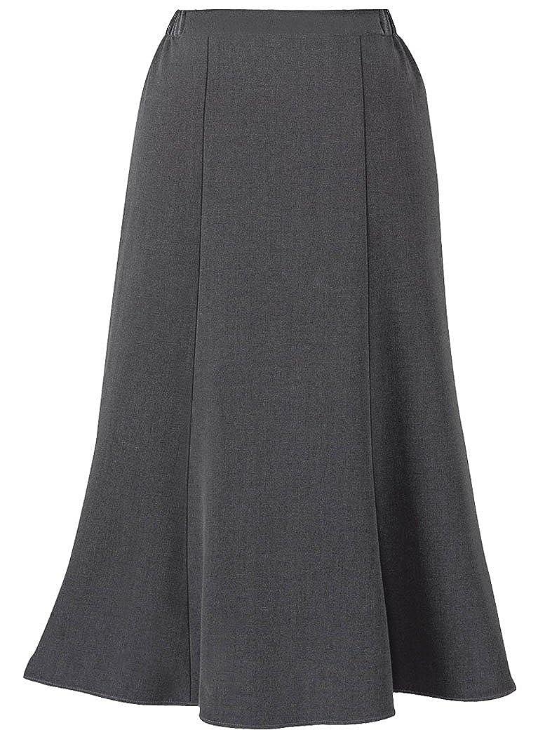 3f50e0c3f5 Retro Skirts: Vintage, Pencil, Circle, & Plus Sizes AmeriMark Gored Skirt AT