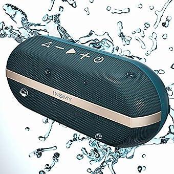 Wireless Speaker Loud Stereo Sound Rich Bass