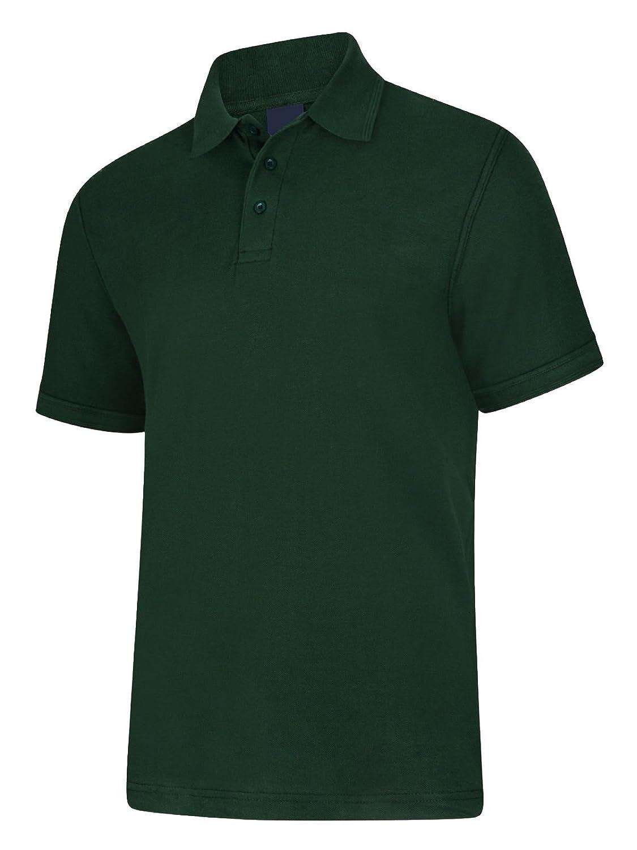 ROLY - Polo - para Hombre Verde Verde Oscuro XX-Large: Amazon.es ...