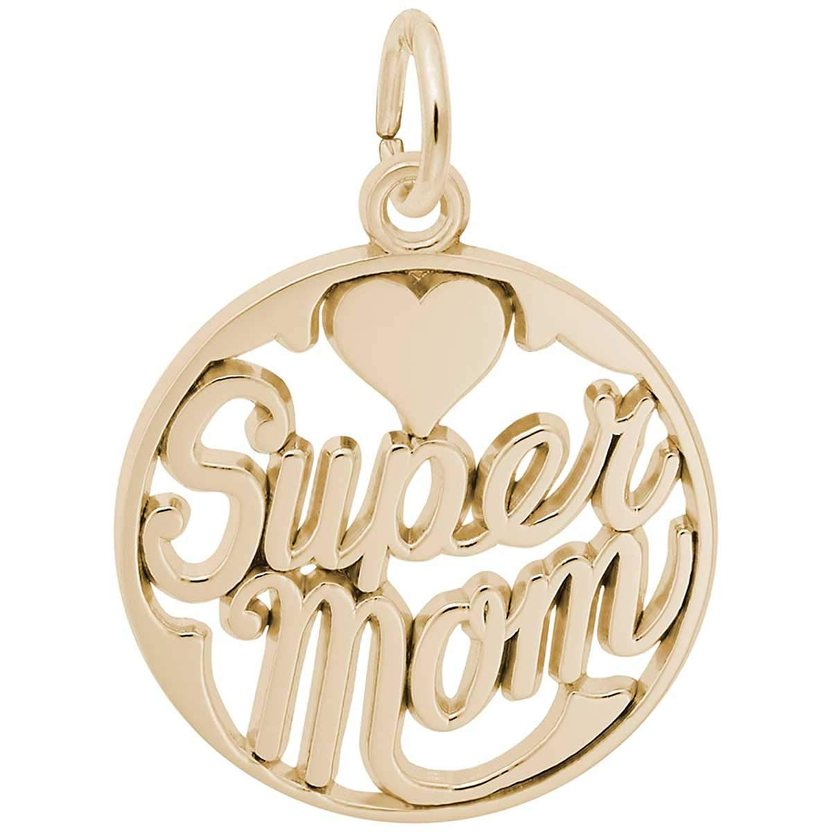 Rembrandt Charms Super Mom Charm