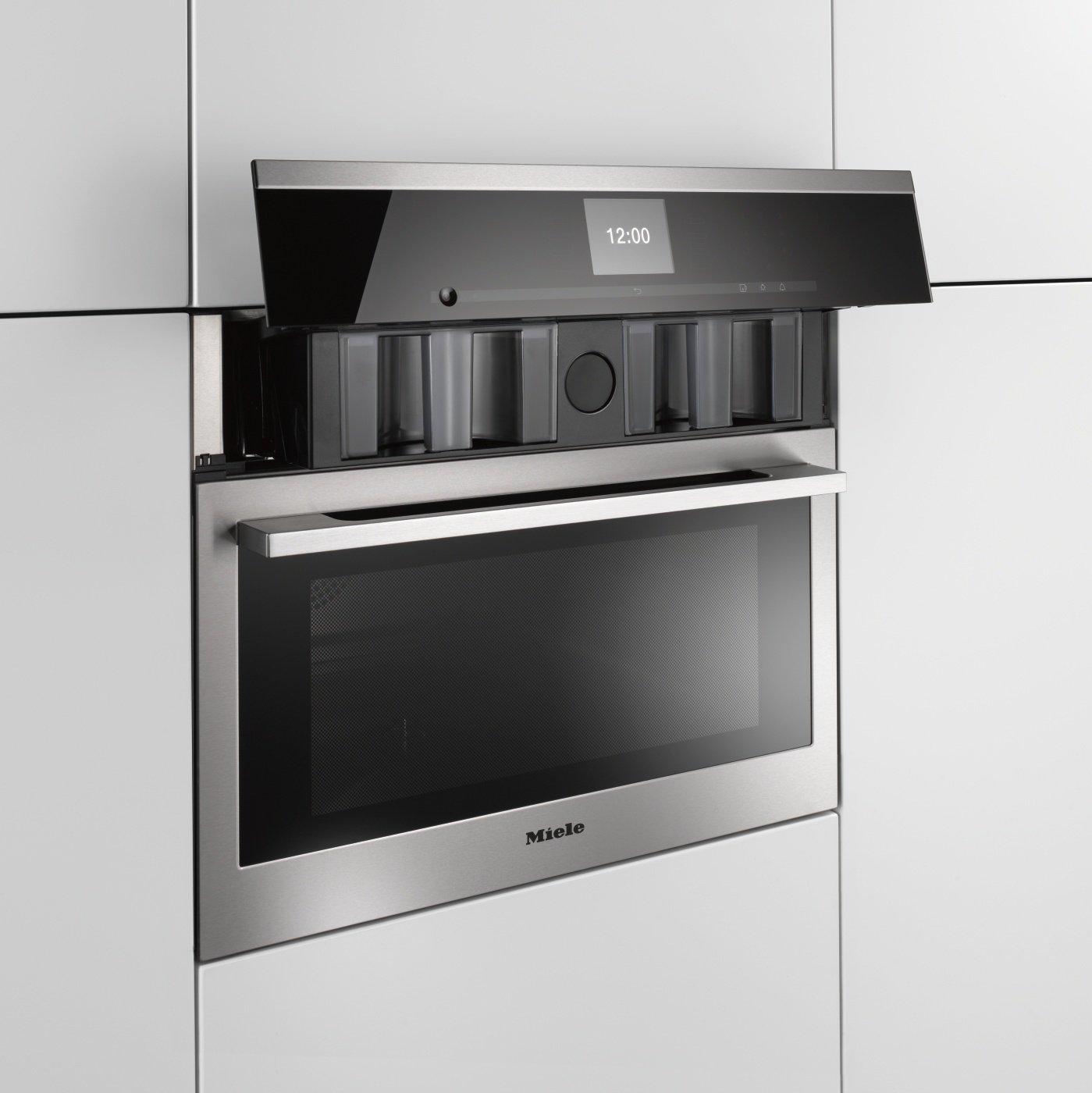 miele h 2265 ep active herd 55 4 cm pyrolytische selbstreinigung tageszeitanzeige kurzzeitwecker. Black Bedroom Furniture Sets. Home Design Ideas
