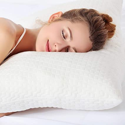 Amazon Com Pillows For Sleeping Bed Pillow For Side Sleeper Back