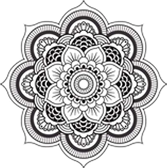 Top 10 Mandala Decal For Laptop