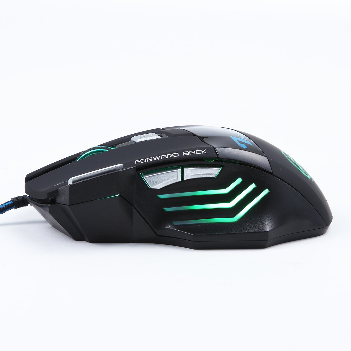 Klein Design / ESTONE X7 3200 DPI wired gaming mouse 7