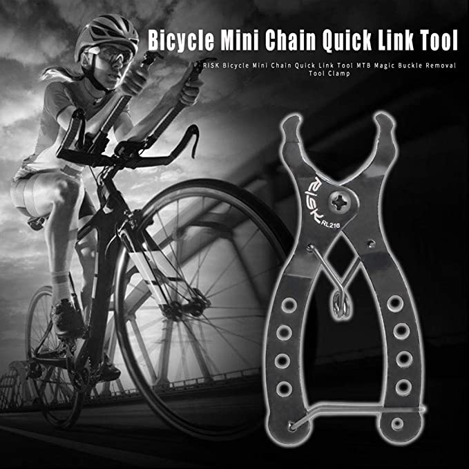MTB Bike Chain Link Pliers Clamp Bicycle Removal Opening Repair Tool Practial