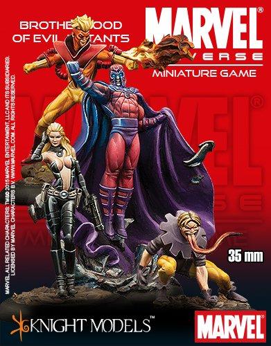 Knight Models MARVEL (35mm): Brotherhood of Evil Mutants 35MV116