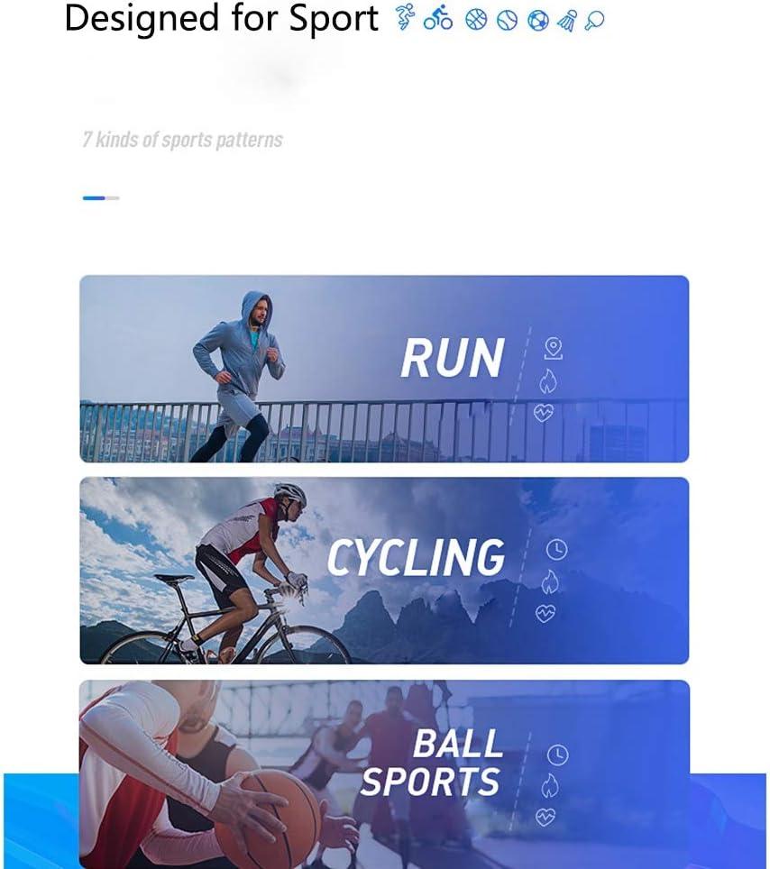 Amazon.com: WANGOFUN Color Screen Smart Watch, Sport Smart ...