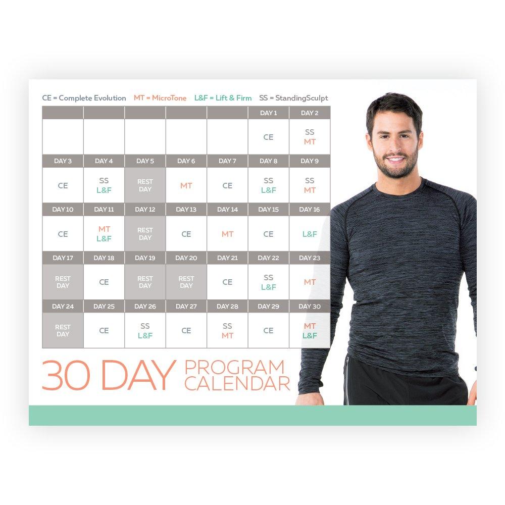 30 Day Evolution Pvolve
