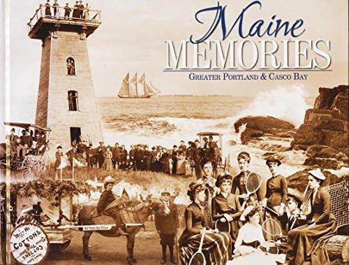 Maine Memories  Greater Portland   Casco Bay