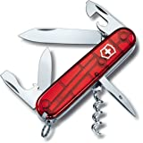 Victorinox Spartan Just-Jelly Swiss Army Knife - Red