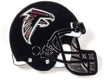 c67d4325939 aminco NFL Atlanta Falcons Helmet Pin  Amazon.co.uk  Sports   Outdoors