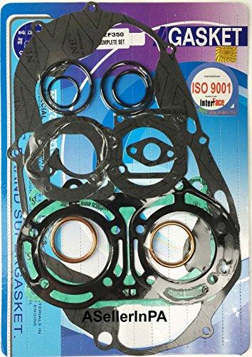 - 1987-2006 Yamaha Banshee Top and Bottom End Complete Gasket Kit Set and O-Rings ...