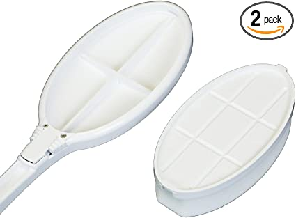 Amazon Com Refill Pads 2 Pack For Adjustable Angle Back Lotion Applicator Health Personal Care