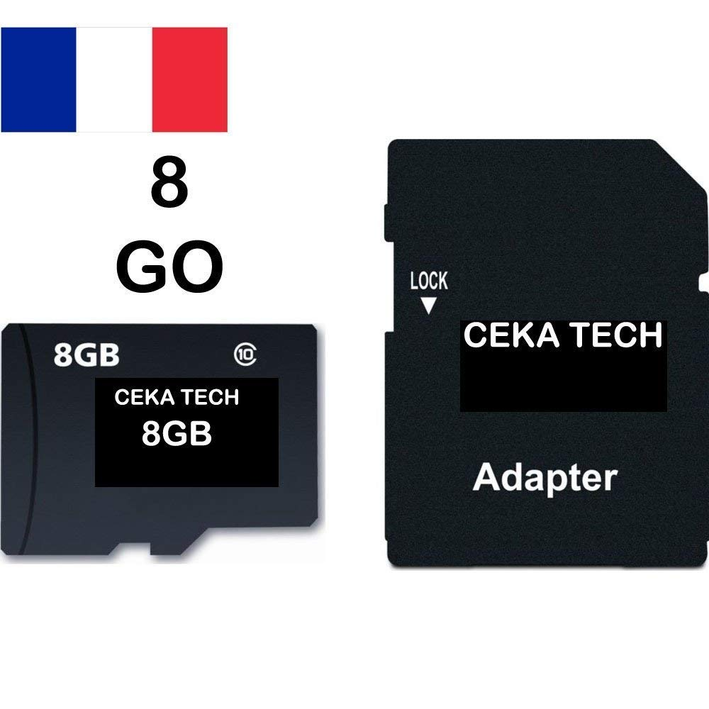 Tarjeta de Memoria Compatible con Evercoss S45, CEKA TECH ...