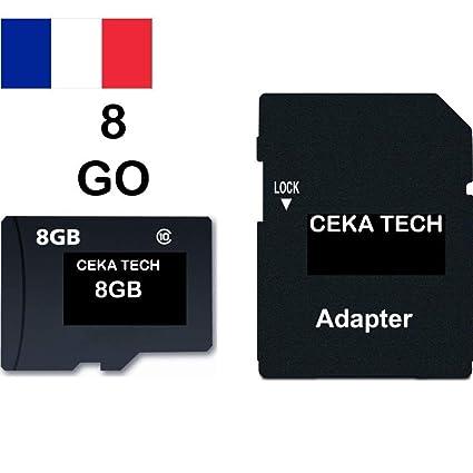 Tarjeta de Memoria Compatible con Huawei P30, CEKA TECH® Micro-SD ...