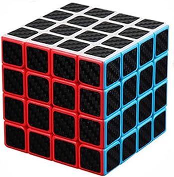 Cubo de , Axcone Fibra del Carbón Cubo mágico Cubo Puzzle Cubo ...
