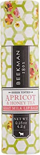 product image for Beekman 1802 - Lip Balm - Apricot Honey Tea - Luxuriously Moisturizing Goat Milk Lip Balm For Dry, Cracked Lips - Goat Milk Lip Care - 0.15 oz