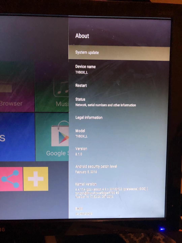 Android TV Box, HAOSIHD T9 Android 8 1 TV Box,4GB RAM 64GB