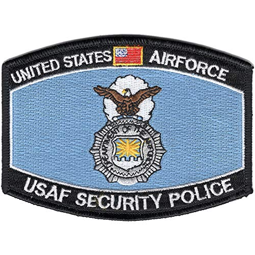 air force security police - 4