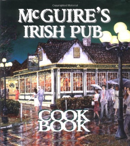 Mcguire's Irish Pub Cookbook by Jessie Tirsch (1998-04-30)