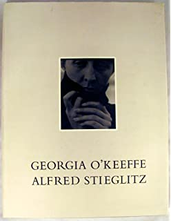 poster issued by twelve trees press for webbs book georgia okeeffe the artists landscape