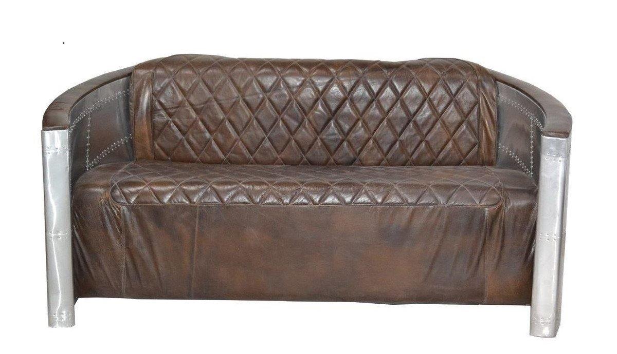 Casa-Padrino de Aluminio de Lujo de Tres Asientos sofá de ...