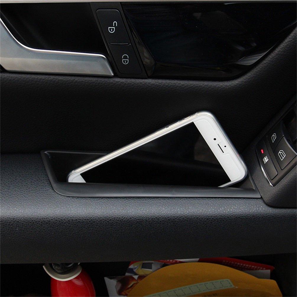 Vesul Front Row Door Side Storage Box Handle Armrest Phone Container Fits on Mercedes Benz C Class W204 2008 2009 2010 2011 2012 2013 2014 Vesul-C-cl-box