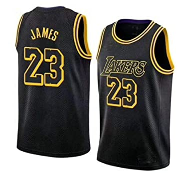 check out 82784 52a79 AIMERKUP 23 Jersey de baloncesto LeBron James Los Angeles ...