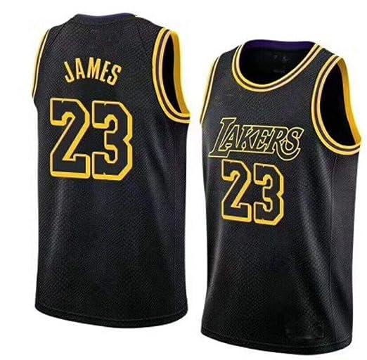AIMERKUP 23 Jersey de baloncesto LeBron James Los Angeles Lakers ...