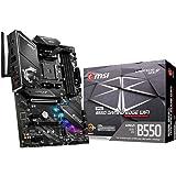 MSI MPG B550 GAMING EDGE WIFI Gaming Motherboard (AMD AM4, DDR4, PCIe 4.0, SATA 6Gb/s, M.2, USB 3.2 Gen 2, AX Wi-Fi 6, HDMI/D