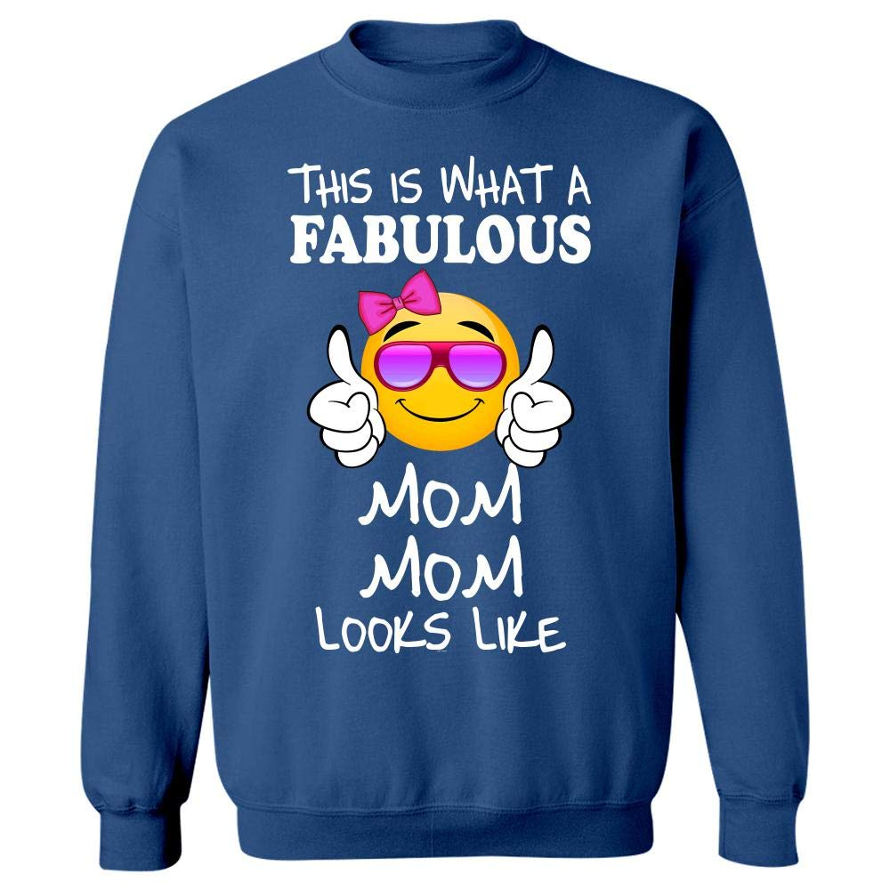 Hoodie BADASS REPUBLIC Gifts for Mom Mom from Grandson Granddaughter