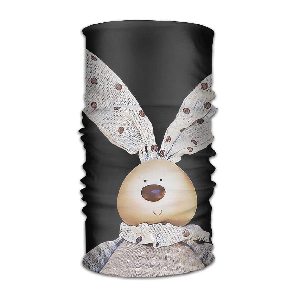 Magic Headwear Cartoon Rabbit Outdoor Scarf Headbands Bandana Mask Neck Gaiter Head Wrap Mask Sweatband