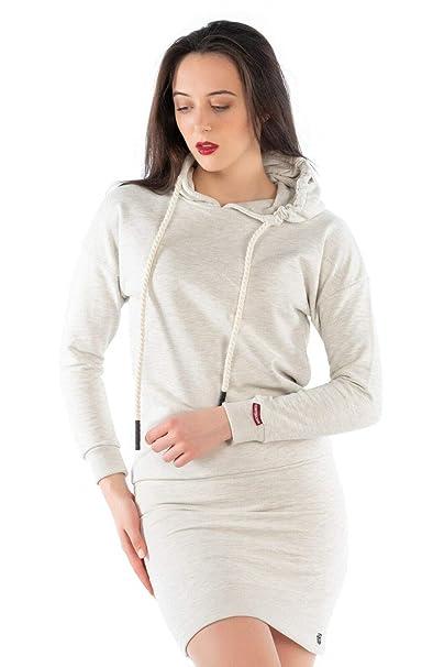 more photos 02099 71583 KENNY BROWN Damen Pulli-Kleid Sweater Pullover-Kleid ...
