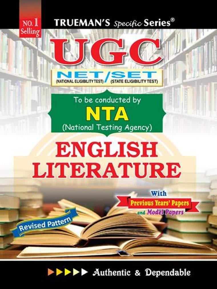 Buy Trueman's UGC NET English Literature Book Online at Low
