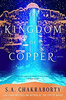 Book Cover: The Kingdom of Copper