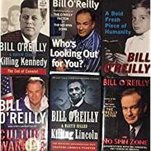 Bill O'Reilly Novel Collection 6 Book Set