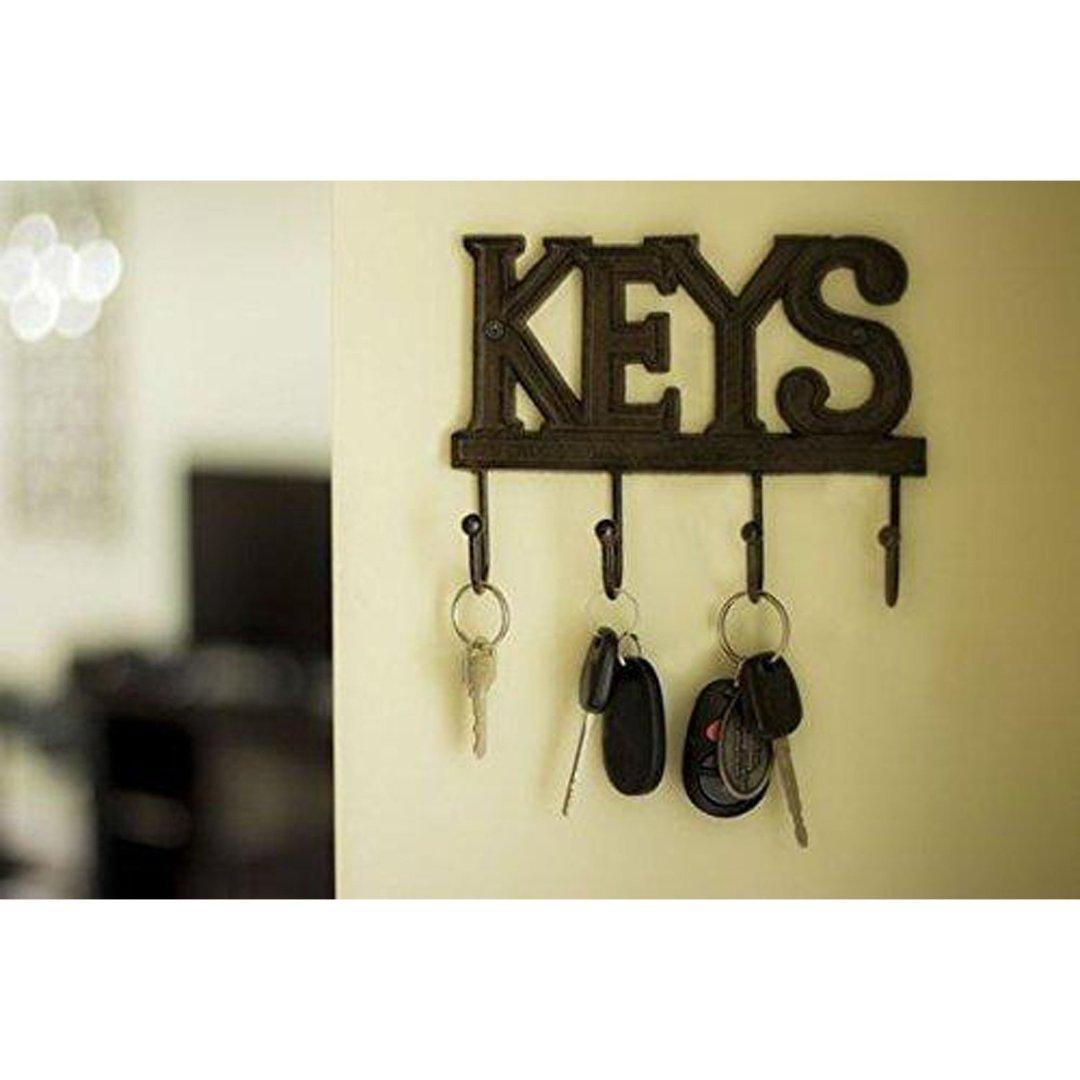Fine Decorative Wall Key Hooks Composition - Art & Wall Decor ...