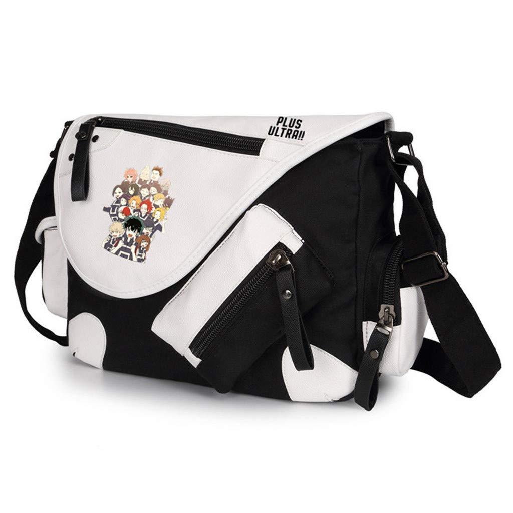 YOYOSHome Anime Tokyo Ghoul Cosplay Kaneki Ken Handbag Cross-body Bag Messenger Bag Tote Bag Shoulder Bag