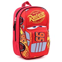 Disney 760-8462 1 x Lightning McQueen 'Piston Cup Champion' 3D Effect Car 31cm Backpack