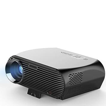 CN-ZX El Mini proyector portátil, el proyector de Bolsillo con ...