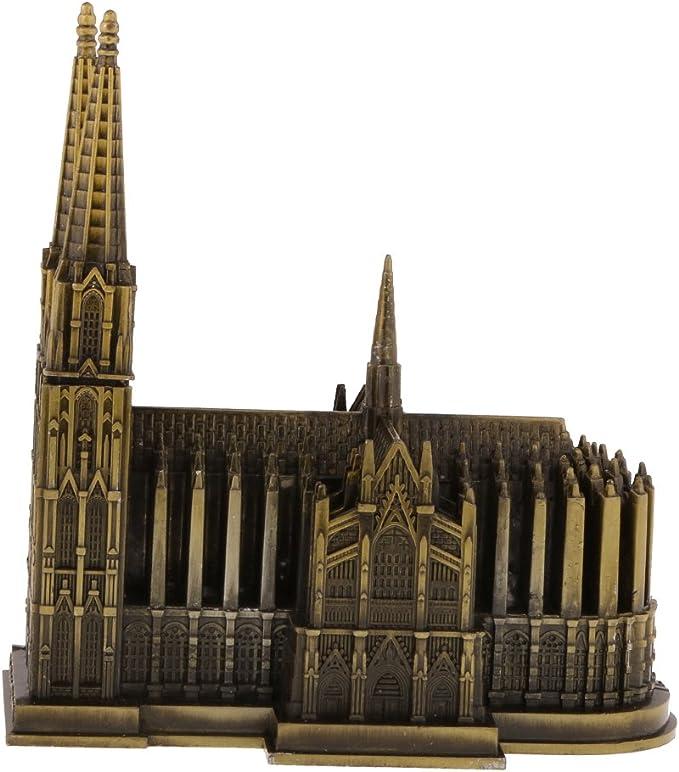 Weltberühmte Building Modell Bronze Modell für Haus Hochzeit Dekoration