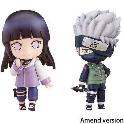 Lilongjiao Naruto Shippuden: Hinata Hyuga Y Kakashi Hatake ...