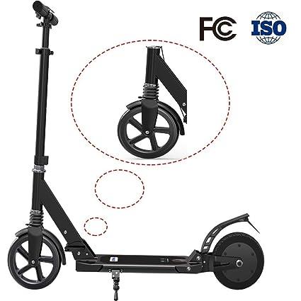 HCYING EScooter E9 Bicicleta Plegable eléctrica Black ...
